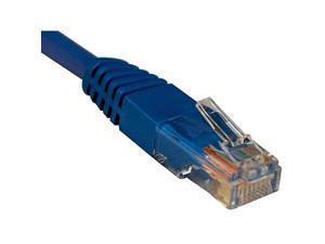 TRIPP LITE N002-025-BL 25 ft. Cat 5E Blue Cat5e 350MHz Blue Patch Cable