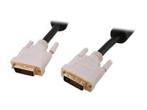 Tripp Lite P560-100 Black DVI Dual Link TMDS cable