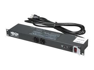 Tripp Lite ISOBAR12ULTRA 12 Outlets 3840 Joules 15' Cord Isobar Premium Rackmount Surge Suppressor