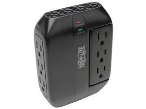 Tripp Lite SWIVEL6 6 Swivel Outlets 1500 Joules Direct Plug-In Surge Suppressor
