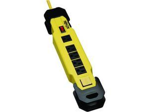 Tripp Lite TLM609GF Power It! Safety Power Strip with 6 Outlets and 9-ft. Cord with GFCI Plug