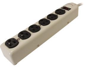 Fellowes 99027 6 Outlets Power Strip