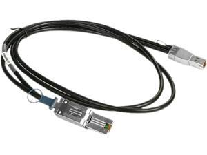 iStarUSA Model K-HD4488-1M 3.28 ft. HD miniSAS SFF-8644 to miniSAS SFF-8088 1 meter Cable