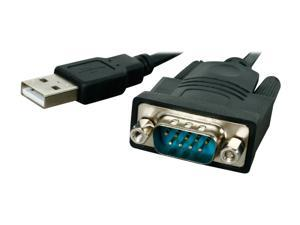 SYBA Model SY-ADA15006 3 ft. USB to Serial Adapter Prolific PL2303 chipset