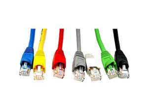 Link Depot C6M-5-GYB 5 ft. Cat 6 Gray Network Cable