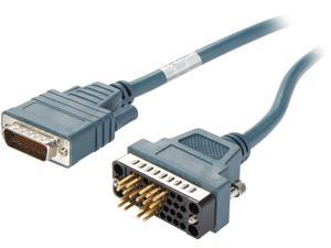 Link Depot CAB-V35MT Cisco LFH60 Male to V.35 DTE Male 10ft Cable 72-0791-01