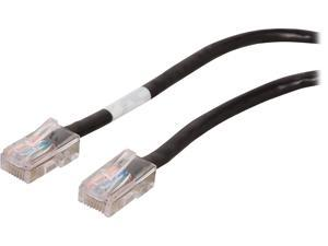 50Ft Cat5E 350 Mhz Assembled Plenum Patch Cable Gray 15235 New