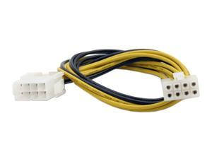 Athena Power Cable-AD10 1 ft. EPS-12V (8Pin) connector Extension Cable