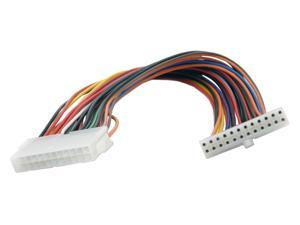 Athena Power Cable-AD08 1 ft. EPS (24Pin) Connector Extension Cable Female to Male