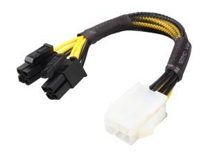Athena Power Cable-PCI6EPS428 6 in. PCI-E Converter
