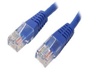 StarTech.com M45PATCH6BL 6 ft. Cat 5E Blue Network Cable