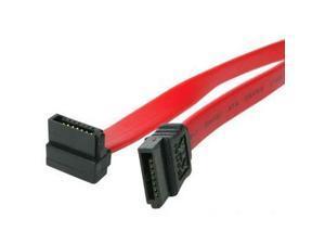 StarTech.com SATA24RA1 2 ft. Right Angle SATA Cable