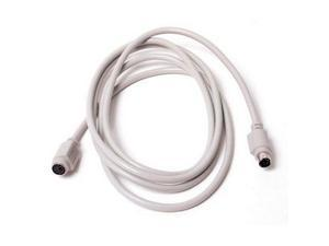 StarTech.com 6 ft. PS/2 Keyboard/Mouse Extension Cable KXT102