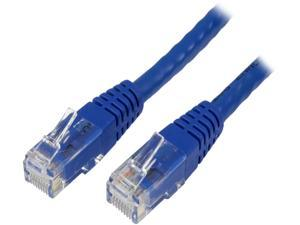 StarTech.com C6PATCH50BL 50 ft. Cat 6 Blue Network Cable