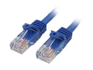 StarTech.com RJ45PATCH100 100 ft. Cat 5E Blue Network Cable