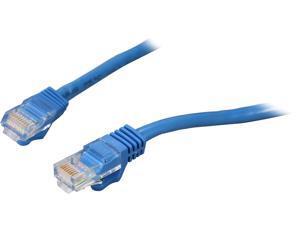 StarTech.com RJ45PATCH35 35 ft. Cat 5E Blue Snagless UTP Patch Cable