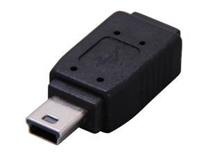 StarTech.com UUSBMUSBFM Micro USB to Mini USB 2.0 Adapter F/M