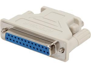 StarTech AT925MF DB9 to DB25 Serial Adapter
