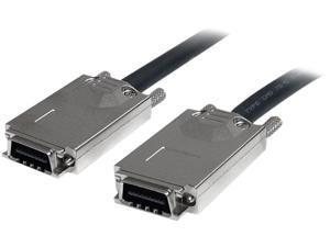 """StarTech.com Model SAS7070S100 39.37"""" Serial Attached SCSI SAS Cable - SFF-8470 to SFF-8470"""