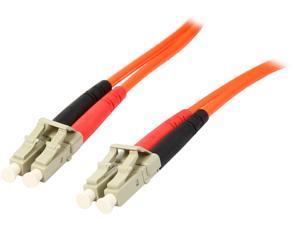 StarTech.com 50FIBLCLC10 32.8 ft. Fiber patch cable Male to Male