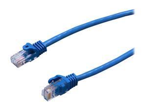 StarTech.com RJ45PATCH1 1 ft. Cat 5E Blue Network Cable
