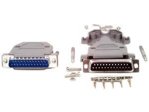 StarTech.com C25PCM DB25 Male Crimp Connector