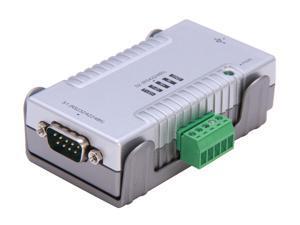 StarTech.com ICUSB2324852 USB to Serial Adapter - 2 Port - RS232 RS422 RS485 - COM Port Retention - FTDI USB to Serial Adapter - USB Serial