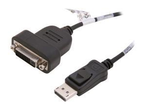StarTech.com DP2DVIS DisplayPort To DVI Adapter - Active - 1920x1200 - DP to DVI - DisplayPort Adapter Converter
