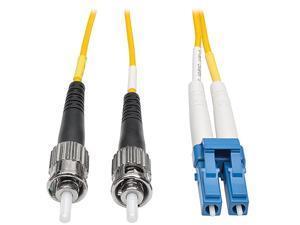 Tripp Lite Duplex Singlemode 8.3/125 Fiber Patch Cable (LC/ST), 10M 33-ft. (N368-10M)
