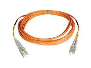 Tripple Lite N520-152M Duplex Multimode 50/125 Fiber Patch Cable (LC/LC), 152M (500 ft.)