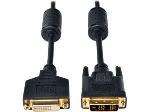 Tripp Lite 6-ft. DVI-D Single Link TMDS Extension Cable (DVI-D M/F)