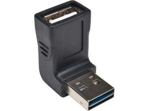 Tripp Lite UR024-000-UP Universal Reversible USB 2.0 Adapter (Reversible A to Up Angle A M/F)