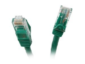BYTECC C6EB-3G 3 ft. Cat 6 Green Enhanced 550MHz Patch Cables