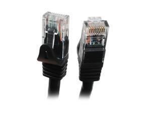BYTECC C6EB-50K 50 ft. Cat 6 Black Enhanced 550MHz Patch Cables