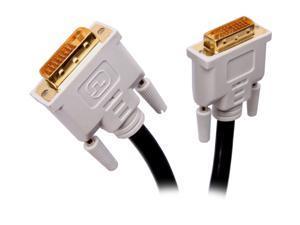 BYTECC DVI-D10 Male to Male DVI-D Dual-Link Digital Cable w/Ferrites