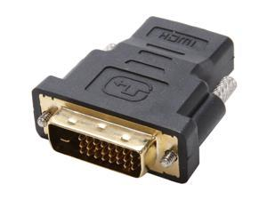 BYTECC DVI-HM DVI Male to HDMI Female Cable Adapter