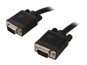 BYTECC VGA-50 50 ft. VGA Male to VGA Male Cable with Ferrites