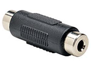 Tripp Lite P310-000 3.5mm to 3.5mm Mini Stereo Audio Coupler Extender F/F