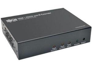 Tripp Lite BHDBT-TR-SI-ER HDBaseT HDMI Over Cat5 Cat6 Extender Transceiver 4Kx2K 150M