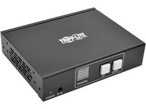 Tripp Lite HDMI Over IP Receiver/Extender with RS-232 Serial & IR Control, Audio/Video, 1080p at 60hz, 328 ft. (B160-100-HDSI)