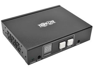Tripp Lite 2-Port HDMI Over IP Receiver / Extender RS232 Serial, IR Control TAA (B160-200-HSI)