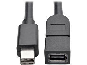 Tripp Lite Model P585-003 3 ft. Mini DisplayPort Extension Cable, 4K x 2K (3840 x 2160) @ 60 Hz, HDCP 2.2 M-F