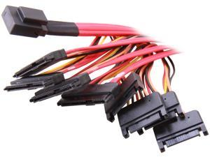 StarTech.com Model SAS808782P50 1.6 ft. Internal Serial Attached SCSI Mini SAS Cable