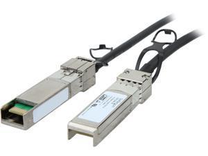 StarTech.com SFPCMM1M Cisco SFP-H10GB-CU1MCompatible SFP+ 10-Gigabit Ethernet Passive Twinax Direct Attach Cable - 1 m (3.3 ft)