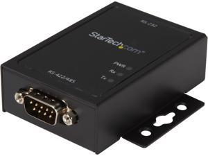 StarTech.com IC232485S Industrial RS232 to RS422/485 Serial Port Converter with 15KV ESD Protection