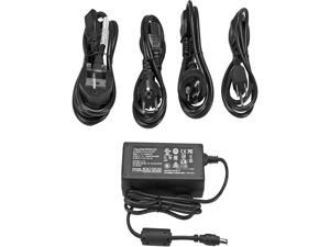 StarTech SVA12M5NA Replacement 12V DC Power Adapter - 12 Volts 5 Amps