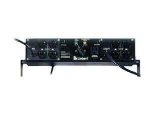 Liebert MP2-120C Switched 120 V AC 10 ft. Power Cord Power Distribution Unit