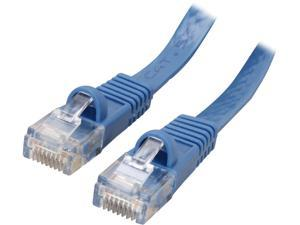 Blue Cat6A-75BLU Comprehensive Cable 75 Cat6A Shielded Patch Cable