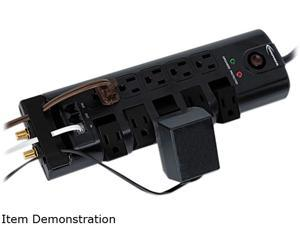 Innovera IVR71657 6' 10 Outlets 2880 Joules Surge Protector