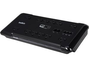 BELKIN B2B096-06 6ft 12 Outlets 3420 Joules Surge Protector